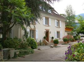 Landhaus Weilertal, Badenweiler (Britzingen yakınında)