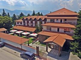 Spa Hotel Ivelia, Dŭbnitsa (Dolno Dryanovo yakınında)