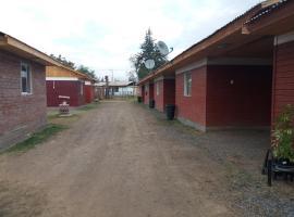 Cabañas Parcela 31, San Esteban (Santa María yakınında)