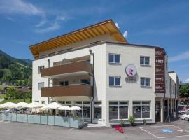 Aparthotel AlpTirol, Kaltenbach (Stumm yakınında)