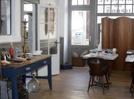La Maison de la Plage, Трувиль-сюр-Мер