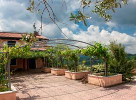 Lisandro Wine Resort Apartments Caserta, Castel Campagnano (Dugenta yakınında)