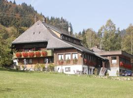 Romantisches Schwarzwaldhotel, Todtmoos