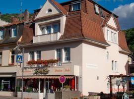 Rheingrafenstein - [#20305], Bad Münster am Stein-Ebernburg (Frei-Laubersheim yakınında)