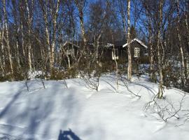 Finnvallstugan holiday house, Storlien