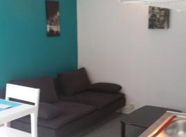 bel appartement à Tours, Тур (рядом с городом Saint-Cyr-sur-Loire)