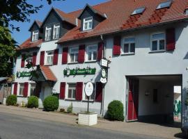 Landhotel Solmser Hof, Echzell (Florstadt yakınında)