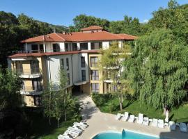 Family Hotel Edia, Sandanski (Vikhren yakınında)