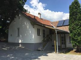 Kétbodonyi ÖKO Apartmanok, Kétbodony (рядом с городом Szanda)