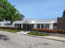 Hotel Winsor Fonseca, Fonseca (San Juan del Cesar yakınında)