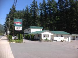 Coquihalla Motel, Hope (Sunshine Valley yakınında)