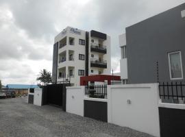 Okumani Apartments, Аккра (рядом с городом Mamobi)