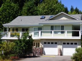 Crown House B&B, Lake Cowichan