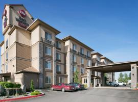 Best Western Plus Parkersville Inn & Suites, Washougal (in de buurt van Camas)