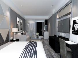 Bedom Apartments · Jinggangshan, Qingdao