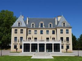 Chateau de Flammerans, Flammerans (рядом с городом Auxonne)