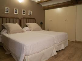 Vilosell Wine Hotel, El Vilosell (рядом с городом Vilanova de Prades)