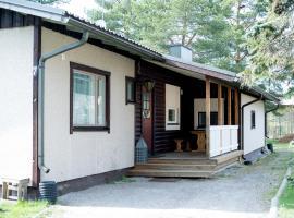 Holiday Home Stranda Porvoo Center, Порвоо (рядом с городом Hinthaara)