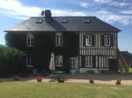 Gites de la Chesnée, Annebault (рядом с городом Glanville)