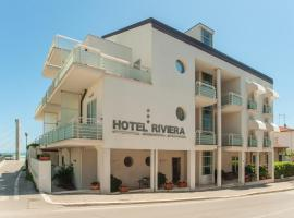 Hotel Riviera, Silvi Paese