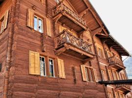 Alpina Lodge, Tschiertschen (Sankt Peter yakınında)