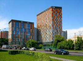 Апартаменты Salt City Moscow