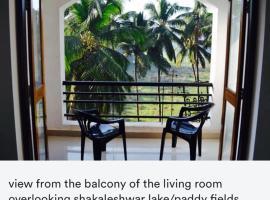 2BHK With Pool & Balcony