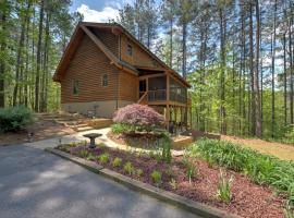 Lake House Cabin, Dysartsville