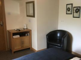 Masons Arms Hotel, Fraserburgh (рядом с городом Tyrie Mains)