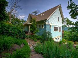 Black Oak Home, Asheville (in de buurt van Weaverville)