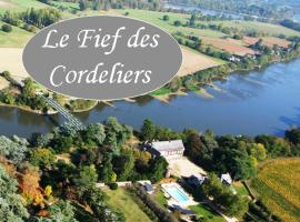 Le Fief Des Cordeliers, Montjean-sur-Loire (рядом с городом La Pommeraye)