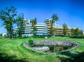 Apartmánový dům Landek, Ostrava