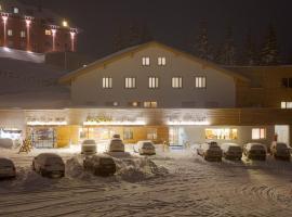 JoSchi Sporthaus Hochkar, Hochkar