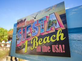 Key Lime Getaway, Sarasota (in de buurt van Siesta Key)