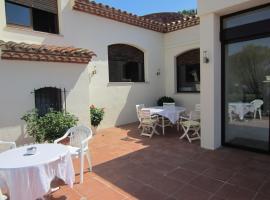 Restaurante y Apartamentos Can Mora, Darnius (рядом с городом La Vajol)