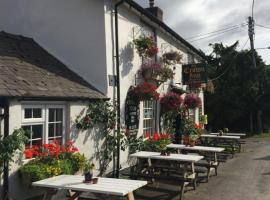 The Crown Inn, Wentnor (рядом с городом Norbury)
