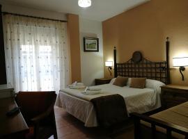 Hostal Residencia Turnat Béjar, Бехар (рядом с городом Vallejera de Riofrío)