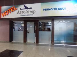 Aero Sleep, São José dos Pinhais (Rio de Una yakınında)