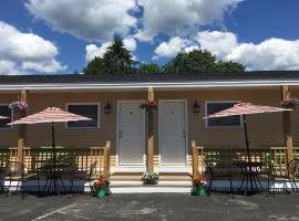 Seaside Motel, Old Orchard Beach (V destinácii Saco a okolí)