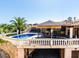 Villa Marina in Playa de Palma, Пальма-де-Майорка (рядом с городом La Aranjasa)