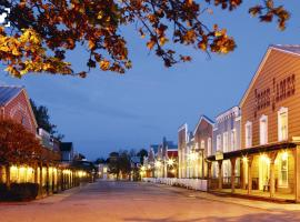 Disney's Hotel Cheyenne®, Coupvray