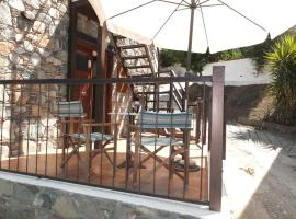 Georgiou's House, Arakapas (Kellaki yakınında)