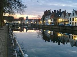 B&B La Corneille, Brugge (Koolkerke yakınında)
