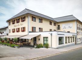 Gasthof - Hotel Zur Post, Neukirchen am Teisenberg