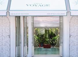 Villa Voyage, Кап-Ферре