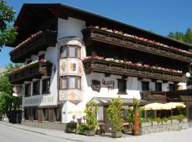 Hotel Reitherhof, Reith bei Seefeld (Inzing yakınında)