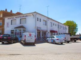 Hostal Restaurante María Victoria, Ла-Мударра (рядом с городом Valdenebro de los Valles)