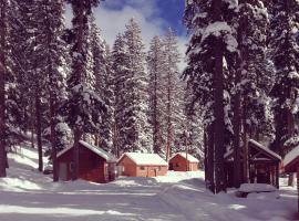 Thunder Mountain Lodge, Cedaredge (in de buurt van Mesa)