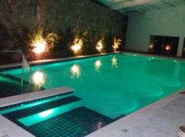 Hotel Estancia Santa Monica, Louveira (Vinhedo yakınında)