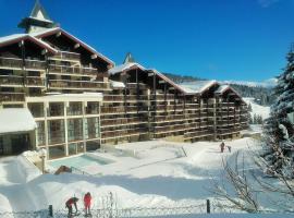 Les Terrasses Du Mont Blanc, Le Praz de Lys